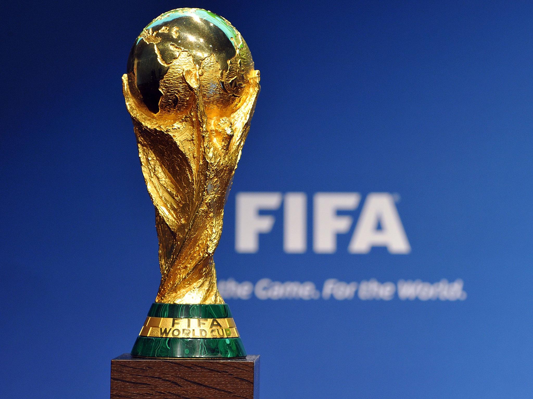 ถ้วยรางวัลฟุตบอลโลก